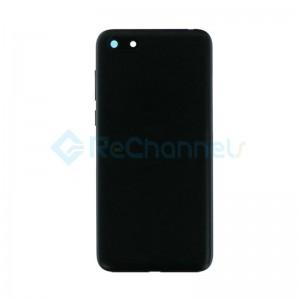 For Huawei Honor 7S Battery Door Replacement - Black - Grade S+