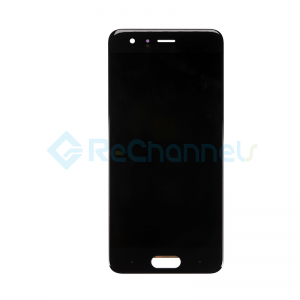 For Huawei Honor 9 LCD Screen and Digitizer Assembly Replacement - Black - Grade S+