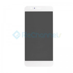 For Huawei Honor 8 LCD Screen and Digitizer Assembly Replacement - White - Grade S+