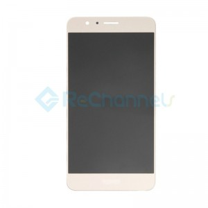 For Huawei Honor 8 LCD Screen and Digitizer Assembly Replacement - Gold - Grade S+