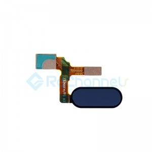 For Huawei Honor 9 Home Button Flex Cable Replacement - Blue - Grade S+