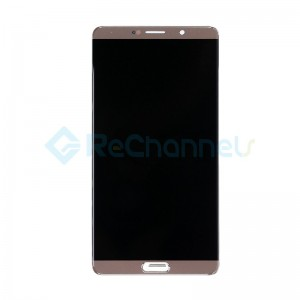 For Huawei Mate 10 LCD Screen and Digitizer Assembly Replacement - Mocha Brown - Grade S+
