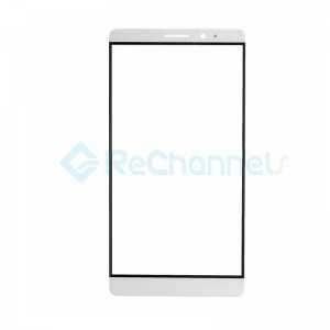 For Huawei Mate 8 Front Glass Lens Replacement - White - Grade S+
