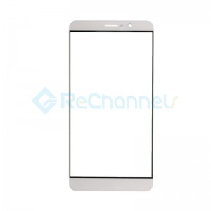 For Huawei Mate 9 Front Glass Lens Replacement - White - Grade S+