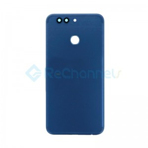 For Huawei Nova 2 Plus Battery Door Replacement - Blue - Grade S+