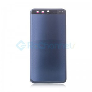 For Huawei P10 Plus Battery Door Replacement - Blue - Grade S+