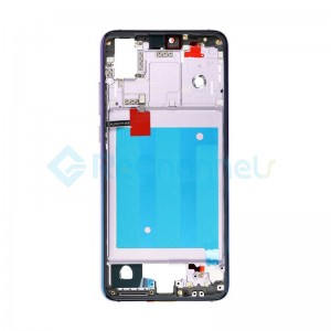 For Huawei P20 Front Housing with Frame Replacement - Twilight - Grade S+