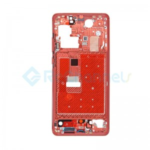 For Huawei P30 Pro Rear Housing Replacement - Amber Sunrise - Grade S+
