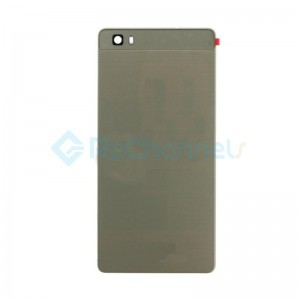 For Huawei P8 Lite Battery Door Replacement - Gold - Grade S+