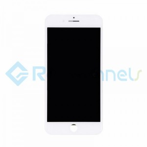 For Apple iPhone 7 Plus LCD Screen and Digitizer Assembly Replacement - White - Grade S