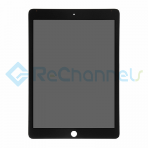 For Apple iPad Air 2 LCD Screen and Digitizer Assembly Replacement - Black - Grade S+