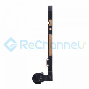 For Apple iPad Air Audio Flex Cable Ribbon Replacement (Wifi+3G Version) - Black - Grade S+