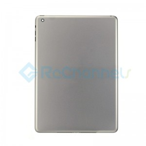 For iPad Air Rear Housing Replacement (Wi-Fi) - Space Gray - Grade S
