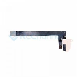 For iPad Air 3 Headphone Jack Flex Cable Replacement (WiFi Version) - Gold - Grade S+