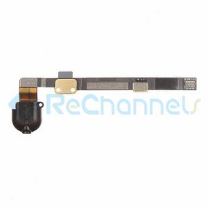 For Apple iPad Mini/Mini 2/Mini 3 Audio Flex Cable Ribbon Replacement - Black - Grade S+