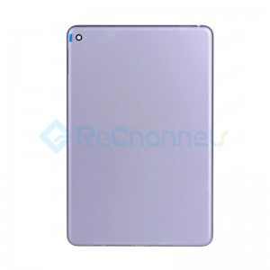 For Apple iPad Mini 4 Rear Housing Replacement (WiFi) - Space Gray - Grade S