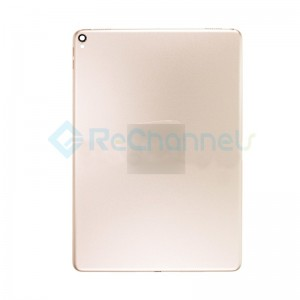 For iPad Pro 10.5 Rear Housing Replacement (Wi-Fi) - Gold - Grade S