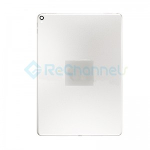 For iPad Pro 10.5 Rear Housing Replacement (Wi-Fi) - Silver - Grade S