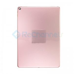 For iPad Pro 10.5 Rear Housing Replacement (Wi-Fi) - Rose - Grade S