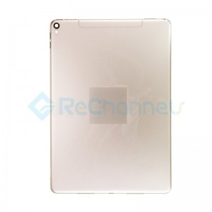 For iPad Pro 10.5 Rear Housing Replacement (Wi-Fi + Cellular) - Gold - Grade S