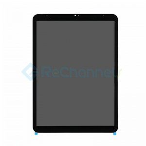 For iPad Pro 11 LCD Screen and Digitizer Assembly Replacement - Black - Grade S+