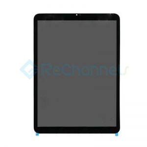 For Apple iPad Pro 11 2018 (1st generation) LCD Screen and Digitizer Assembly Replacement (A1980, A2013) - Black - Grade S+