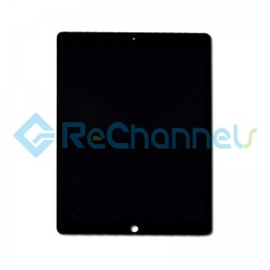 For Apple iPad Pro 12.9 (2015) A1584 / A1652 LCD Screen and Digitizer Assembly Replacement - Black - Grade S+