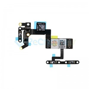 For iPad Pro 12.9 (3rd Gen) Power Button/Volume Button Flex Cable Replacement - Grade S+