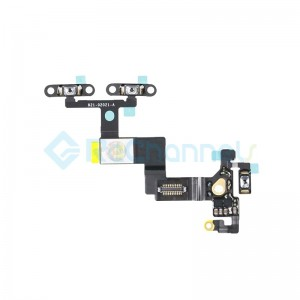 For iPad Pro 11 Power Button Flex Cable Replacement - Grade S+