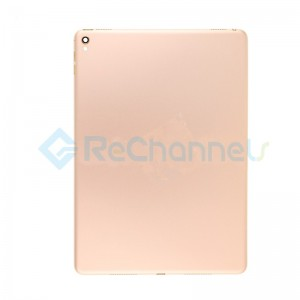 For iPad Pro 9.7 Rear Housing Replacement (Wi-Fi) - Gold - Grade S