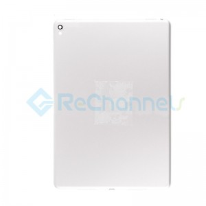 For iPad Pro 9.7 Rear Housing Replacement (Wi-Fi) - Silver - Grade S