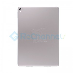 For iPad Pro 9.7 Rear Housing Replacement (Wi-Fi) - Space Gray - Grade S