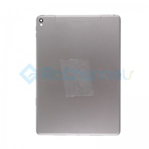 For iPad Pro 9.7 Rear Housing Replacement (Wi-Fi + Cellular) - Space Gray - Grade S