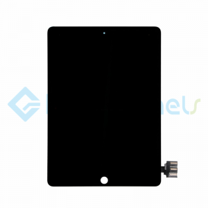 For Apple iPad Pro 9.7 LCD Screen and Digitizer Assembly Replacement - Black - Grade S+