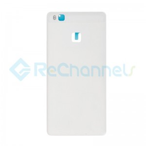 For Huawei P9 Lite Battery Door Replacement - White - Grade S+