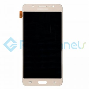 For Samsung Galaxy J7 (2016) SM-J710F LCD Screen and Digitizer Assembly Replacement - Gold  - Grade S+