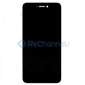 For Huawei Honor 8 Lite LCD Screen and Digitizer Assembly Replacement - Black - Grade R