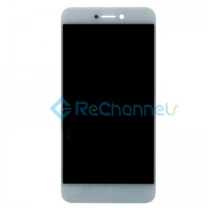 For Huawei Honor 8 Lite LCD Screen and Digitizer Assembly Replacement - White - Grade R