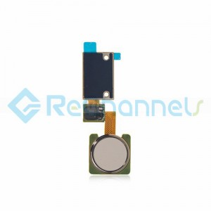 For LG V10 Finger Print Sensor Flex Cable Ribbon Replacement - Gold - Grade S+
