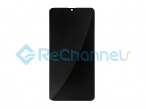 For Samsung Galaxy M10 SM-M105 LCD Screen and Digitizer Assembly Replacement - Black - Grade S+