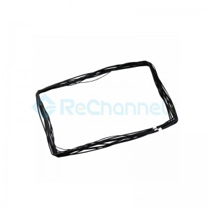 """For MacBook Air 13"""" A1466 (Mid 2012 - Early 2015) Display Bezel Rubber Dust Gasket Replacement - Grade S+"""