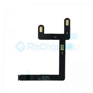 "For MacBook Pro 15"" A1707 (Late 2016 - Mid 2017) Microphone Flex Cable Replacement - Grade S+"