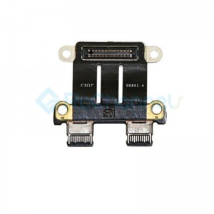 """For MacBook Pro 13"""" A1708/A1706 (Late 2016) I/O Board Replacement - Grade S+"""