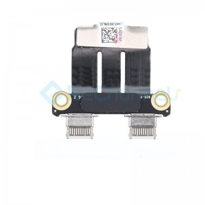 For MacBook Pro A1990/A1989 (Mid 2018) Type-C USB Connector I/O Board Soldered Replacement - Grade S+