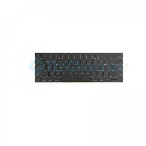 For MacBook Pro A1990/A1989 (Mid 2018) Keyboard (US English) Replacement - Grade S+