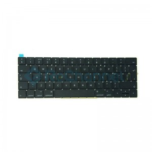 """For MacBook Pro 15"""" A1707/A1706 (Late 2016 ) British English Keyboard Replacement - Grade S+"""