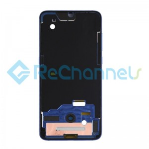For Xiaomi Mi 9 LCD Screen and Digitizer Assembly with Front Housing Replacement - Blue - Grade S+