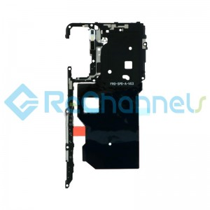 For Huawei P40 Motherboard Retaining Bracket with Wireless Charging Replacement - Grade S+