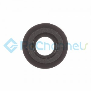 For Motorola Moto X Camera Lens Replacement - Black - Grade S+