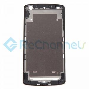 For LG Nexus 5 Front Housing Replacement (White Ear Speaker Mesh Cover) - White - Grade S+